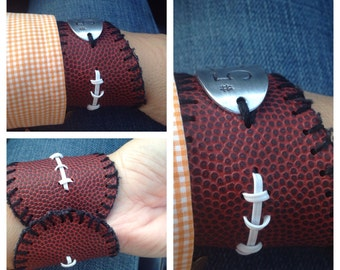 Football Cuff One size fits MOST
