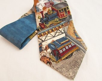 Vintage Americana Series Necktie