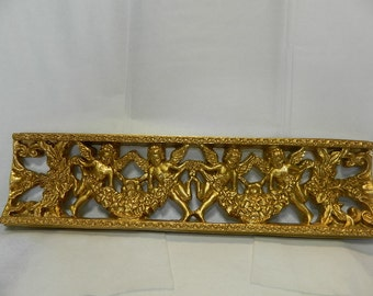 Vintage Victorian Wall Hanging