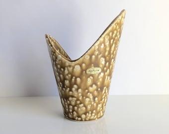 Ikebana Mid Century Japanese Vase / Planter