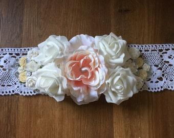Maternity/Bridal Sash
