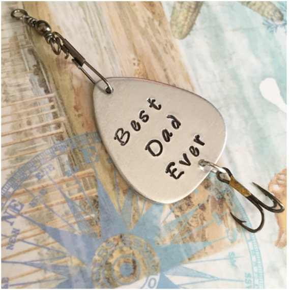 Father 39 S Day Gift Personalized Fishing Lure Fishing