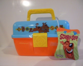 Scooby Doo Fishing Tackle Box / Tool Box