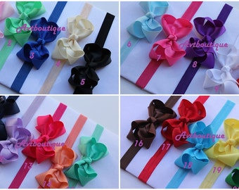 Baby headbands, PICK 12, baby girl headbands, infant headband, newborn girl headbands, baby bow headband, baby headband set, new born girl