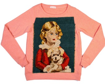 Sweat women little prince - XS - Collection canvas