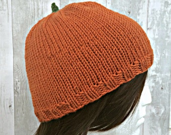Pumpkin Hat Adult, Pumpkin Costume, Halloween Hat, Halloween Costume Woman, Halloween Costume Men, Knit Pumpkin Hat, Pumpkin Outfit