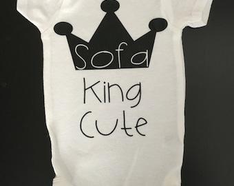 Sofa King Cute Onsie