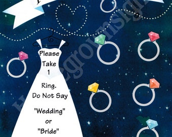 Put A Ring On....Bridal Shower Game