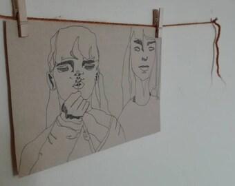 Illustrative drawing