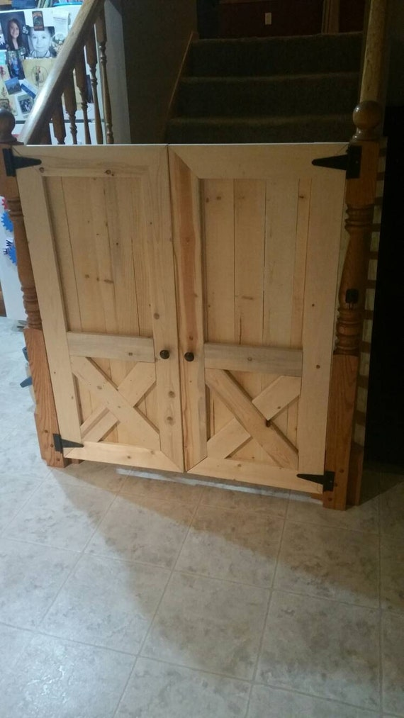 Tall Barn Door Looking Baby And Pet Gates