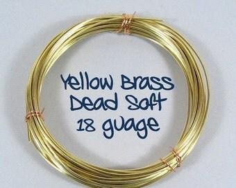 18ga 200ft DS Red Brass Wire