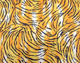 Per Yard, Tiger Skin Fabric
