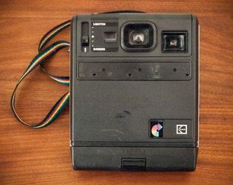 Kodak Colorburst 50, Colorburst Camera, Large Vintage Camera, 1980's Camera, Prop Camera, Camera Prop, Camera Decoration, Camera for Costume