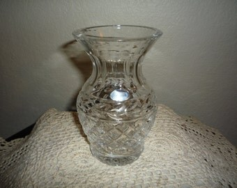 Rogaska Crystal Vase