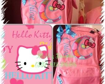 Hello Kitty Boutique Book Bag