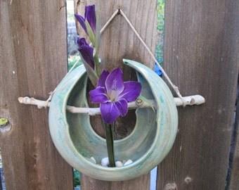 Wall Hanging Ikebana