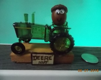 "Deere Nut-What are you ""Nuts"" about?"