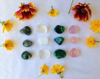 Crystals for Birth & Parenting : Set of 4