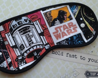 READY to SHIP Star Wars Sleep Mask Eye Mask