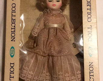 Victorian Lady Doll by Ideal