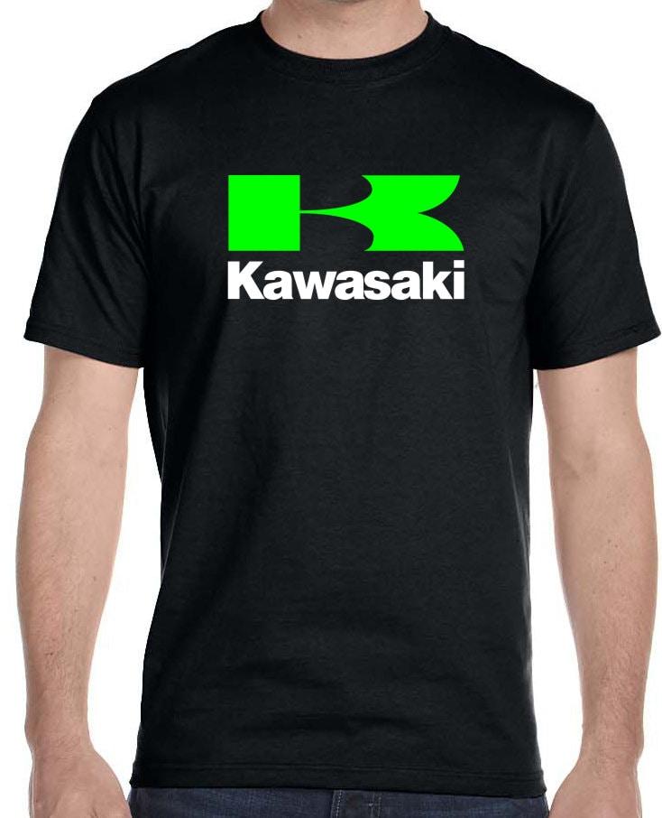 kawasaki motor sport men 39 s t shirt. Black Bedroom Furniture Sets. Home Design Ideas