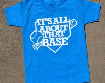 It's All About That Base Tee