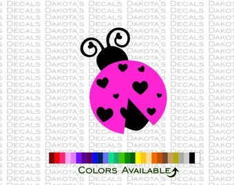 Lovebug Decal