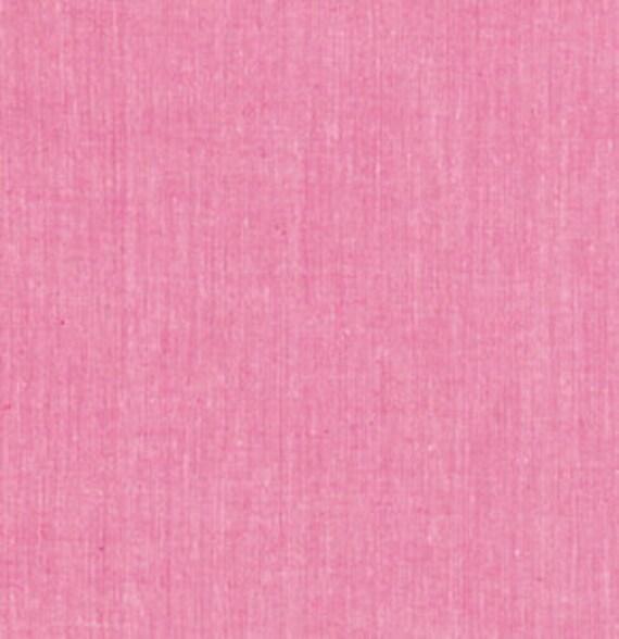 SHOT COTTON Pink SC83 Kaffe Fassett Sold in 1/2 yard increments