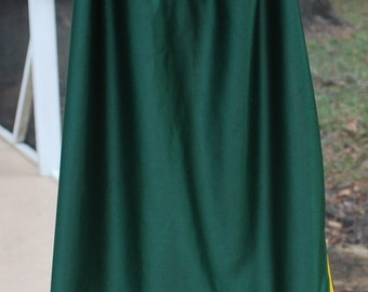 Green bay packers etsy for Green bay packers wedding dress