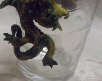 Green Wummie Dragon Caddie