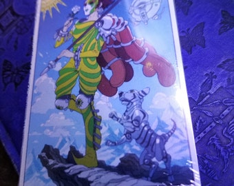 Nobunaga the Fool cosplay Major Arcana Tarot Set