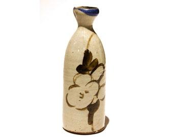 Seto Sake Bottle - FREE SHIPPING