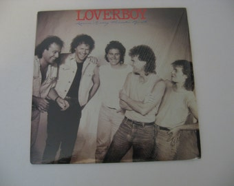 Loverboy - Lovin' Every Minute Of It -  1985