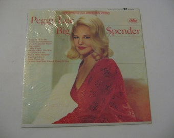 Factory Sealed! - Peggy Lee - Big Spender - 1966