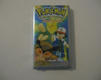 Pokemon - Midnight Guardian - (VHS)