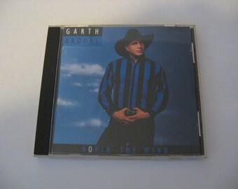 Garth Brooks - Ropin' The Wind - 1991  (CD)