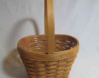 Longaberger 1993 Mother's Day Basket #12904