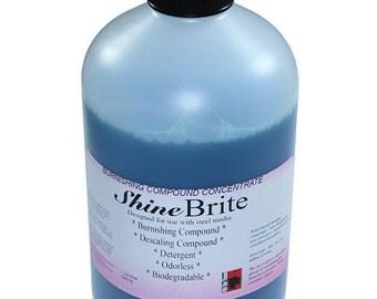 Shine Brite Burnishing Compound 16oz  (TM133)