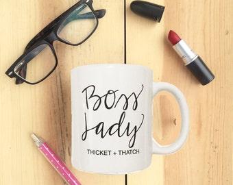 Boss Lady Mug ON SALE