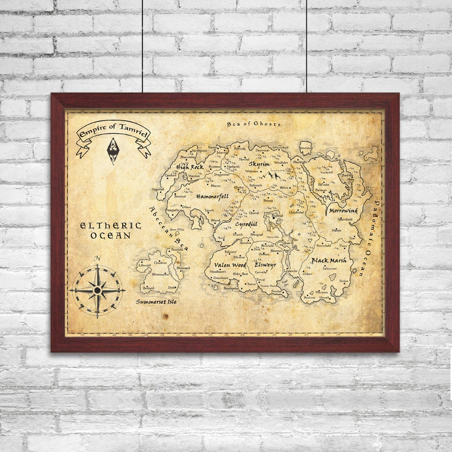 Authentic Scrolls: The Tamriel Empire Elder Scrolls Authentic By