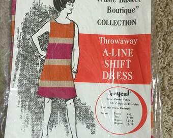 Vintage Paper Dress