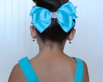 """Multiple Color Options! Big """"Carley"""" bow"""