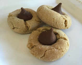 Peanut Butter Blossoms (pick up listing)