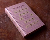 JANE EYRE by Charlotte Bronte. RARE 1890 Thomas Y. Crowell & Company edition