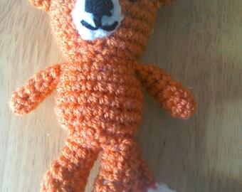 Little Amigurumi Fox