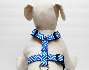 Dog Harness - Traditional Harness - Pick Any Fabric In Shop