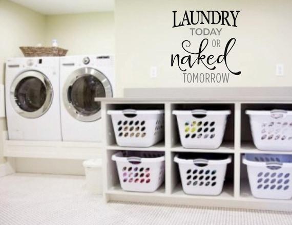 Items similar to Laundry Today or Naked Tomorrow Vinyl