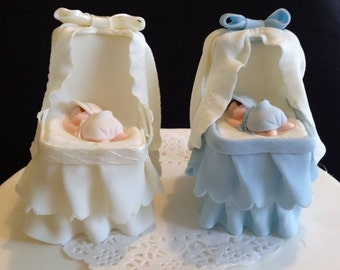 Baby Shower Favors, Baby Shower Topper, Baby Cake Topper, Boy Baby Shower, Baby Boy Favors, Baby Girl Shower Favor, Baby Shower Cake Topper