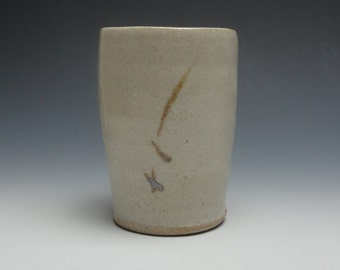 Shino Cup with Brushwork