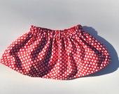 Reversible Skirt : 100% organic cotton